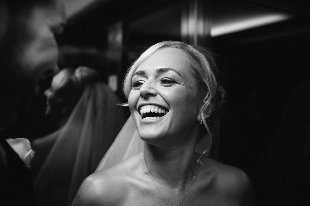 The bride - wedding at The Belfry Hotel and Resort