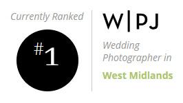 wpja west midlands best wedding photographer