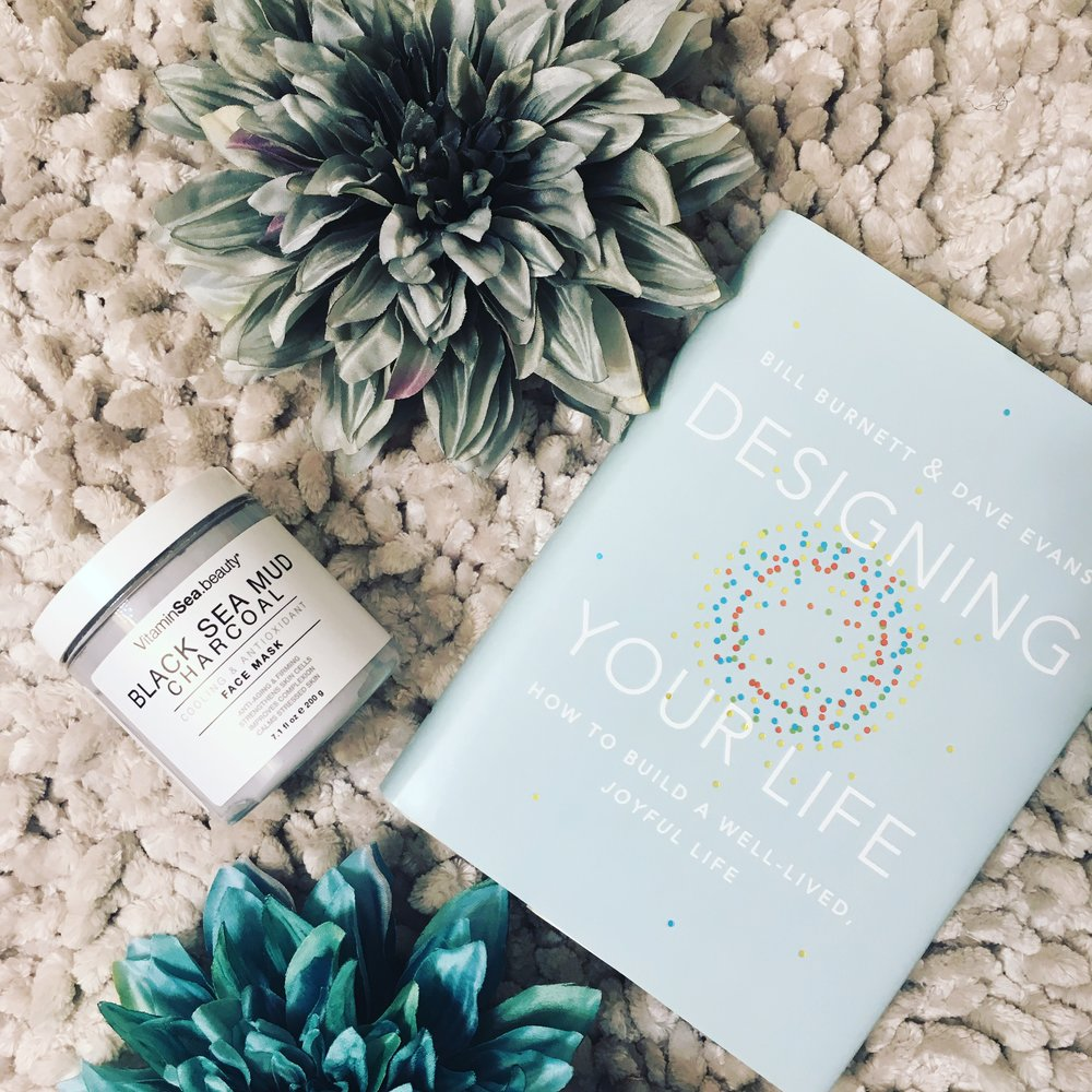 absolutely loving - Minimalistic, Gold Rings | Face Masks | Rose Water | The Happiness Planner | Oversized Knit Sweaters | Flowers | Designing Your Life