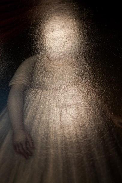 "Letitia Grace McCurdy  18"" x 12"", archival pigment print, 2013"