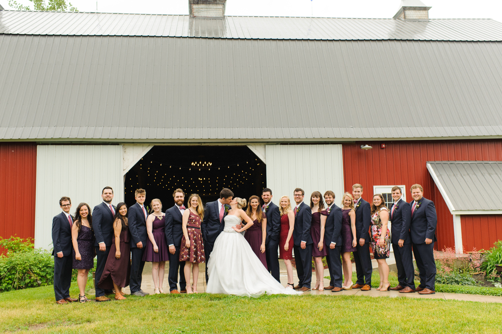 Red Barn Farm Wedding