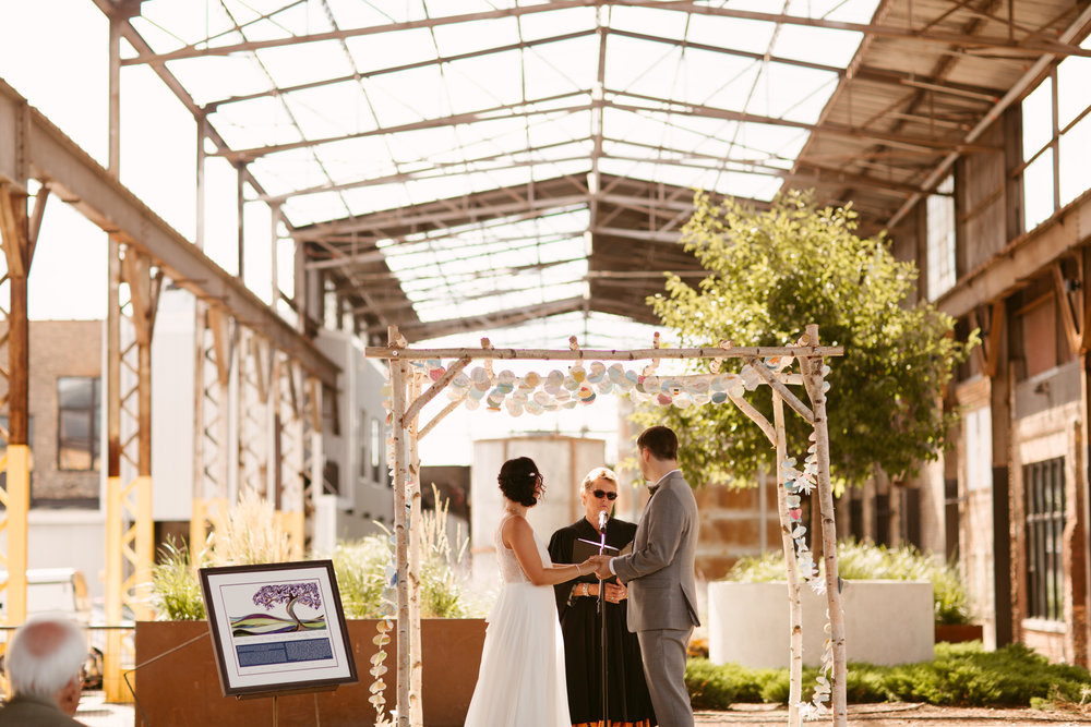 Bauhaus Brew Labs Wedding