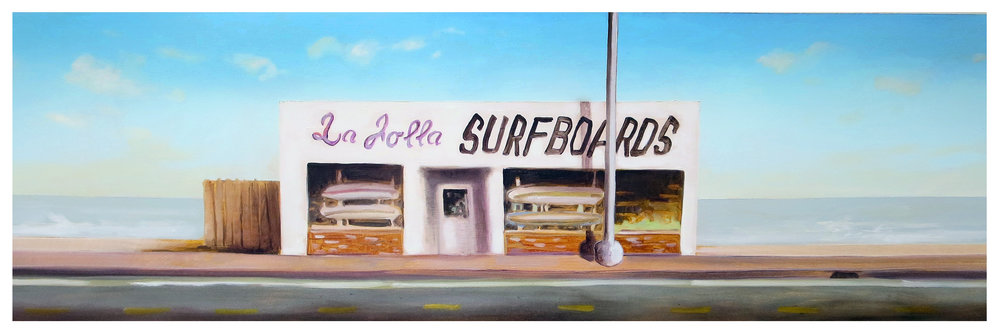 La Jolla Surf