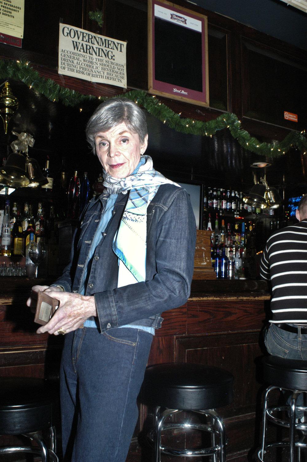 Ashley at the Bar