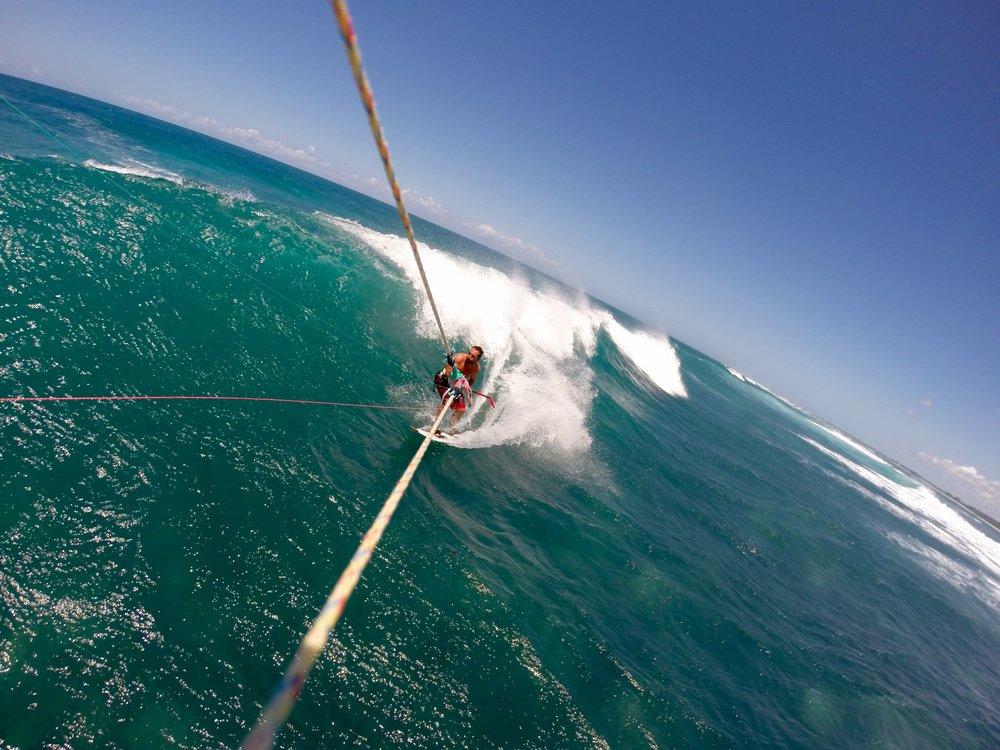 kitesurf diani beach kenya