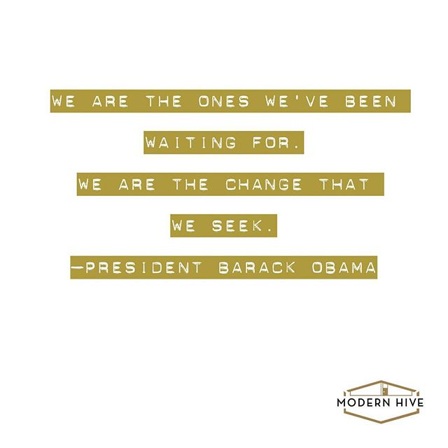 "Change will not come if we wait for some other person or some other time. We are the ones we've been waiting for. We are the change that we seek. {Barack Obama} . What was it like before Orange Joffrey? Here's a quote from President Barack Obama to remind us what a dignified, compassionate, intelligent president sounds like. . Warning: reading the following quotes is like reading love letters after a breakup. Not responsible for any behavior involving a pint of Ben and Jerry's or sobbing uncontrollably, ""Barry, come back! PLEASE!!"" . ""I see Americans of every party, every background, every faith who believe that we are stronger together: black, white, Latino, Asian, Native American; young, old; gay, straight; men, women, folks with disabilities, all pledging allegiance under the same proud flag to this big, bold country that we love. That's what I see. That's the America I know!"" . ""The future rewards those who press on. I don't have time to feel sorry for myself. I don't have time to complain. I'm going to press on."" . ""Focusing your life solely on making a buck shows a certain poverty of ambition. It asks too little of yourself. Because it's only when you hitch your wagon to something larger than yourself that you realize your true potential."" . ""What I'm asking for is hard. It's easier to be cynical; to accept that change isn't possible, and politics is hopeless, and to believe that our voices and actions don't matter. But if we give up now, then we forsake a better future."" . ""The shift to a cleaner energy economy won't happen overnight, and it will require tough choices along the way. But the debate is settled. Climate change is a fact."" . ""We need somebody who's got the heart, the empathy, to recognize what it's like to be a young teenage mom, the empathy to understand what it's like to be poor or African-American or gay or disabled or old - and that's the criterion by which I'll be selecting my judges."" . . . . . #barackobama #michelleobama #wemissyou"