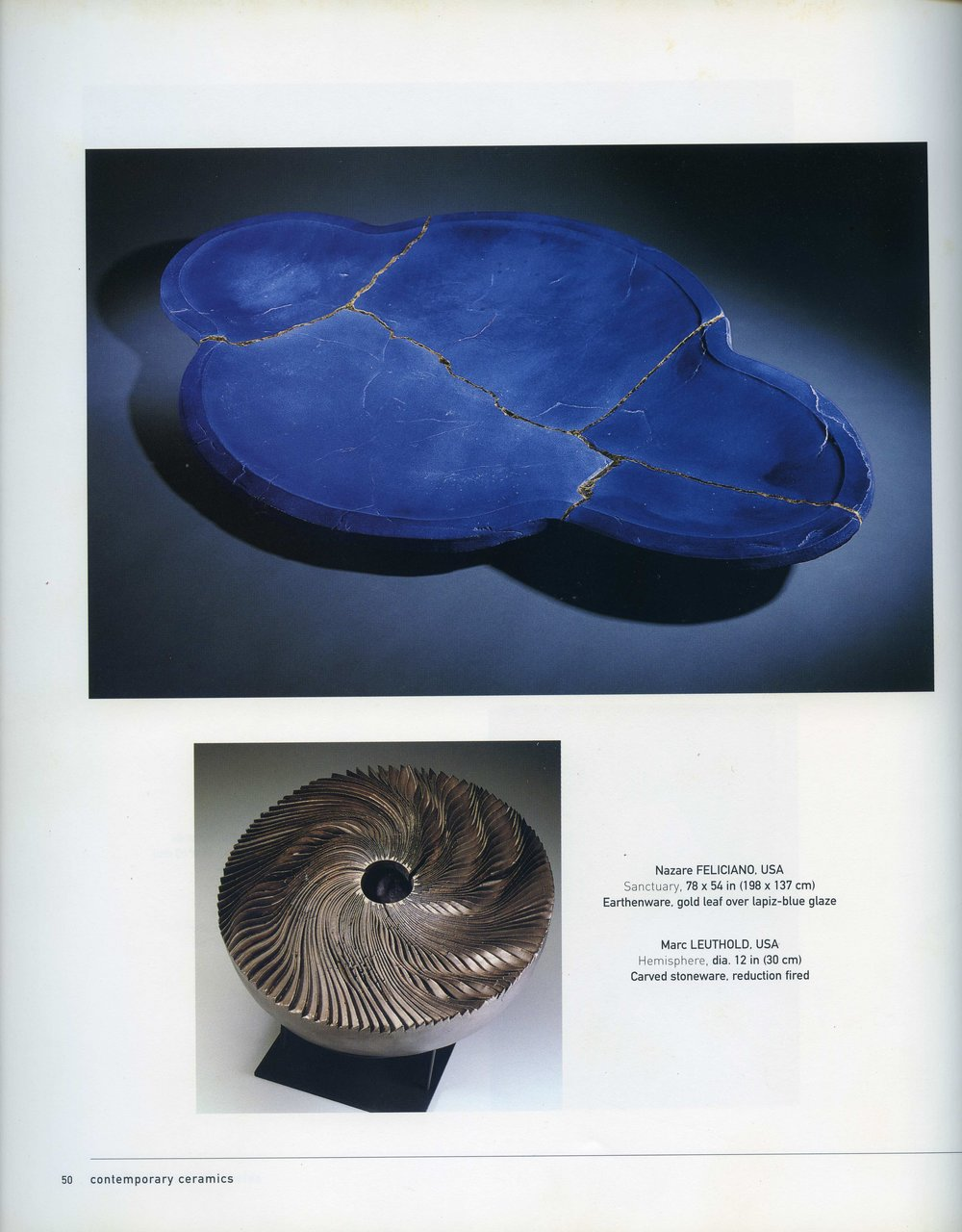 Contemporary Ceramics, 2000
