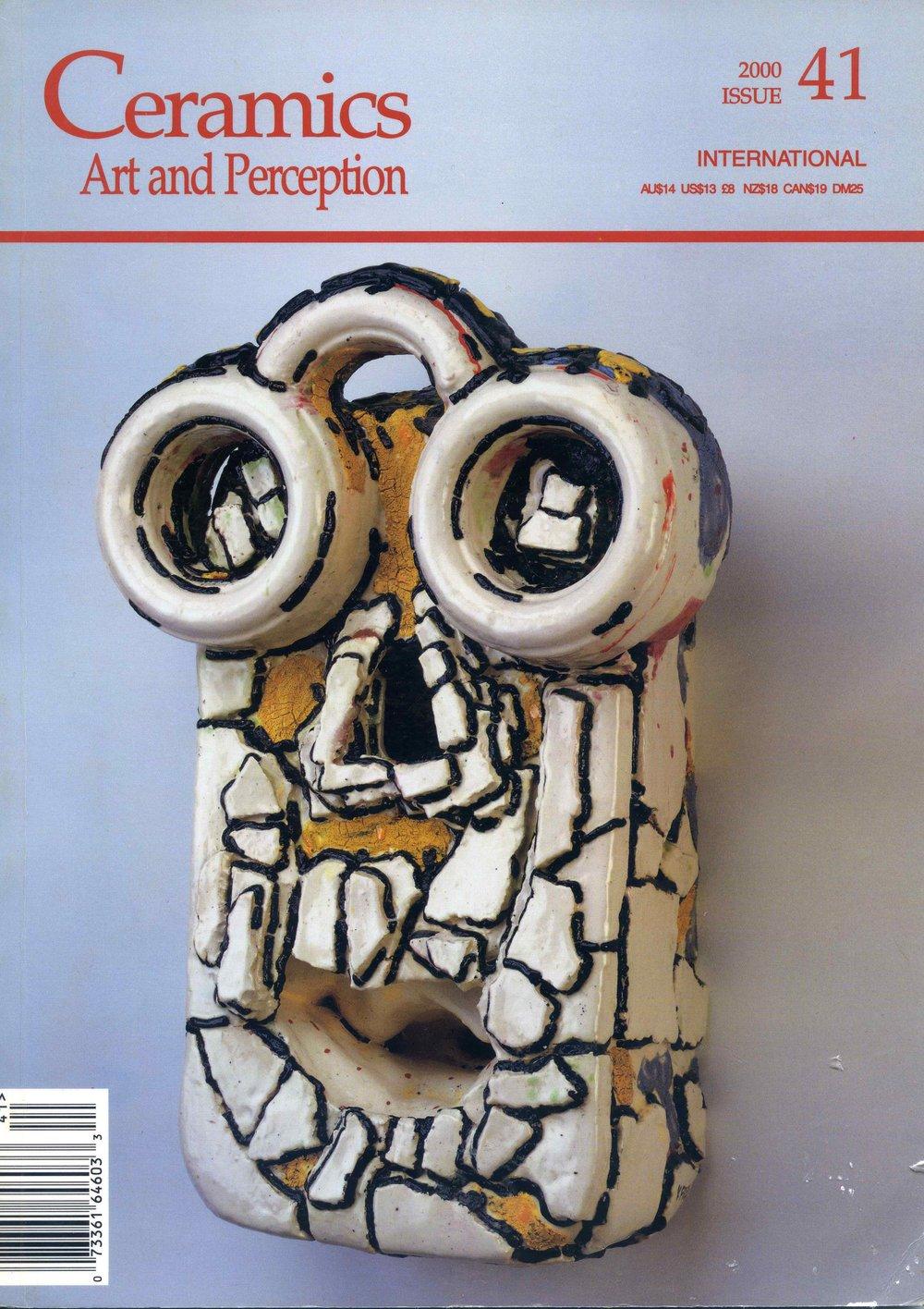 Ceramic Art and Perception, 2000