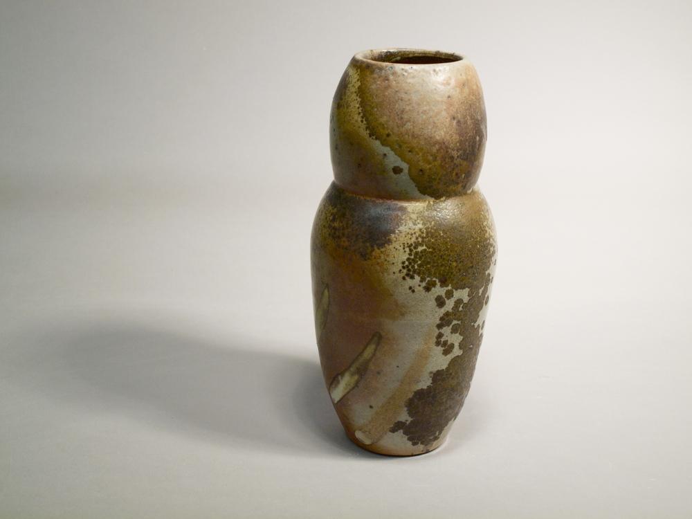 Vase II // Wood Fired Stoneware