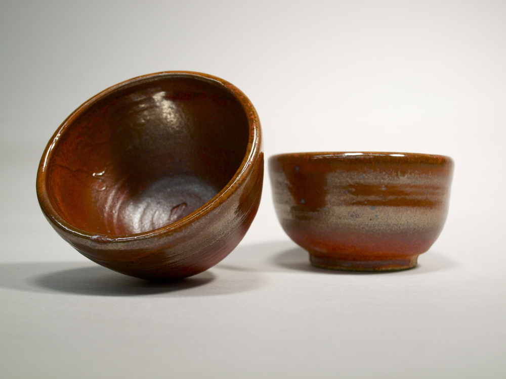 Red Rock Bowls // Reduction Fired Stoneware