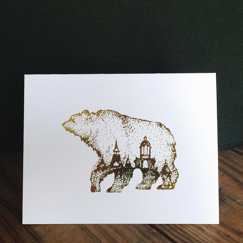 Campus Bear Card