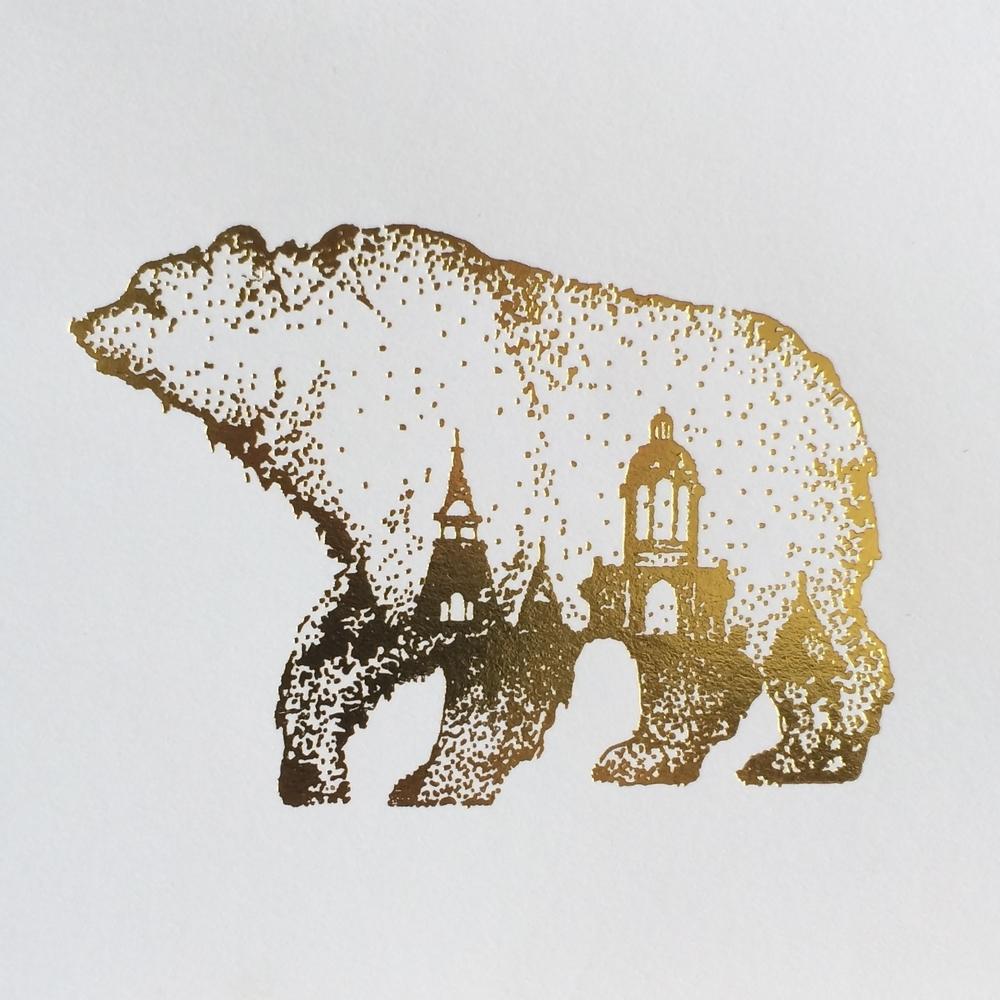 Dapper Bear Stationery