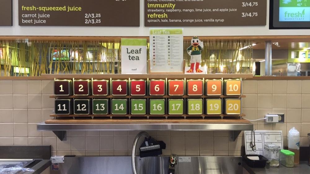tea display kathleen darby