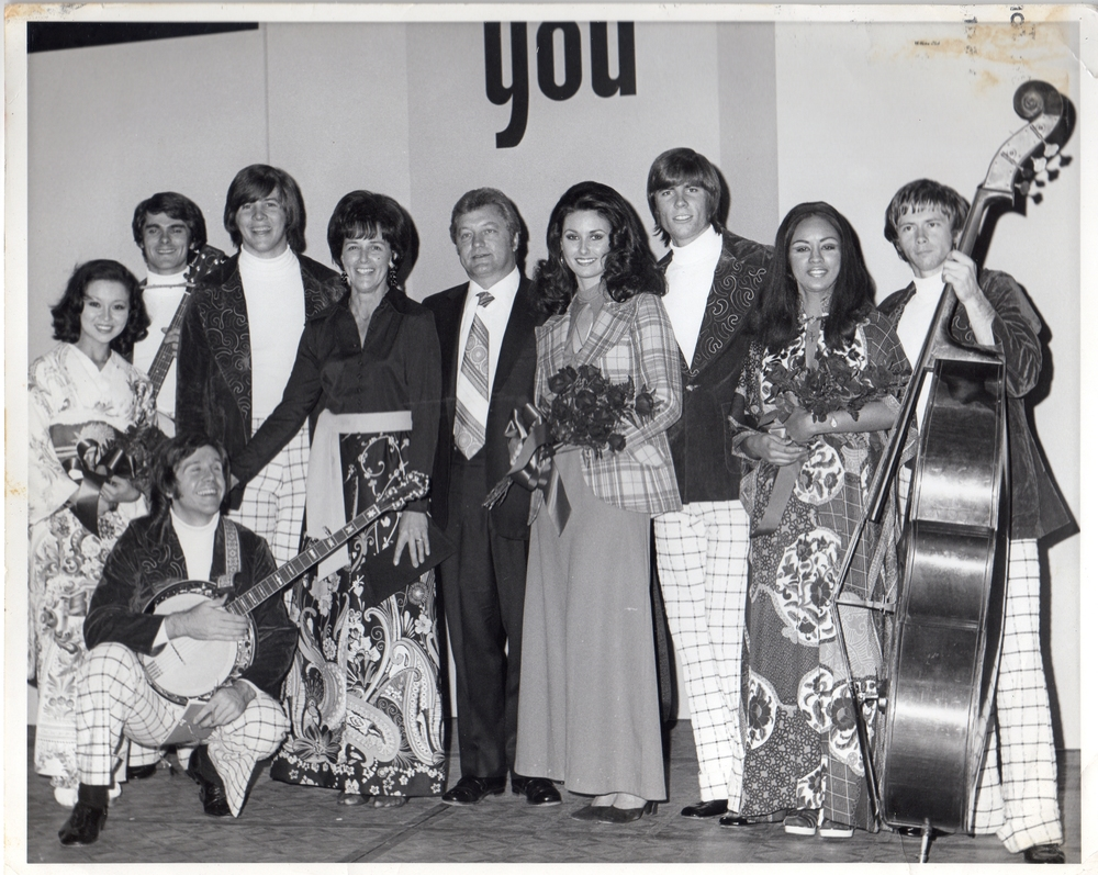 The New Christy Minstrels. 1974