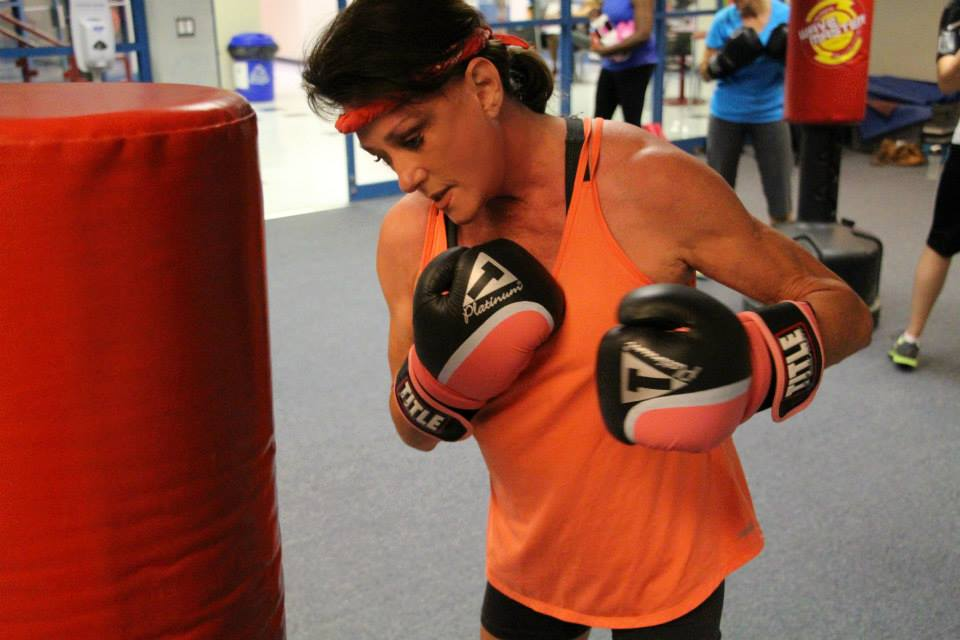 Boxing as my hobby