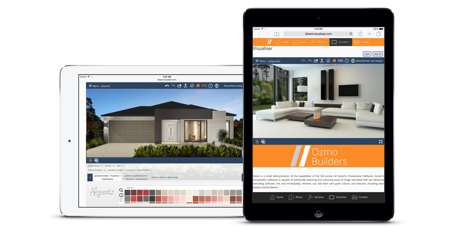 Dhv introduction dream home visualiser dream home visualiser your turn key selection tool malvernweather Gallery