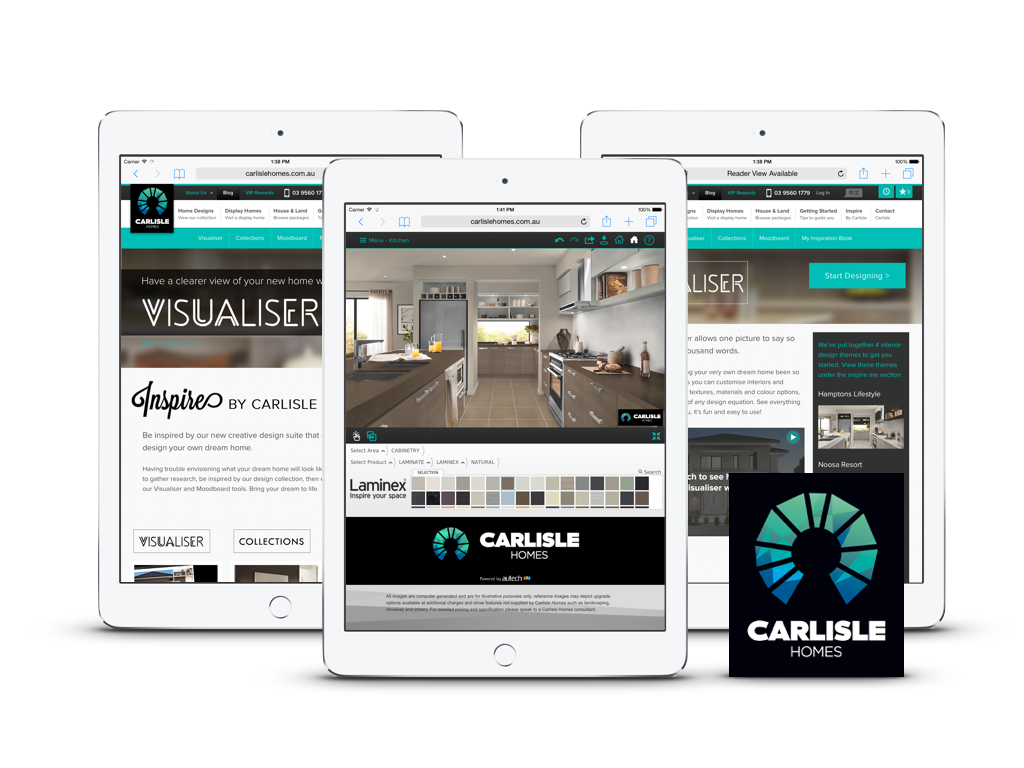 Dhv introduction dream home visualiser carlisle homes malvernweather Gallery