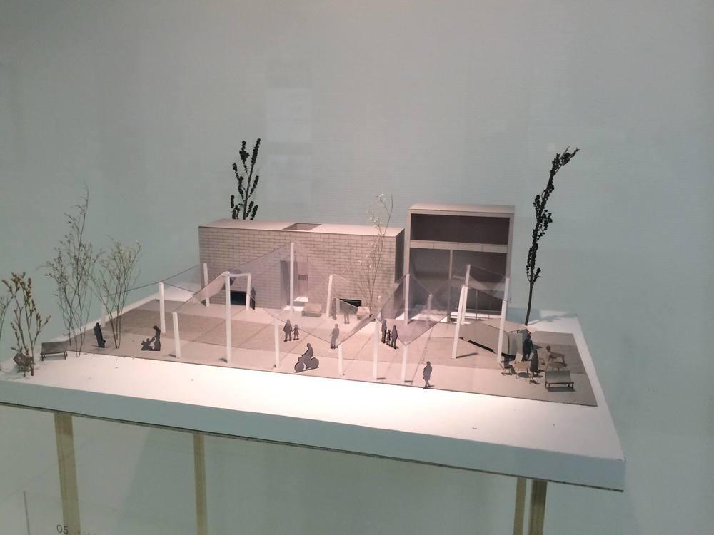 札幌芸術祭にて
