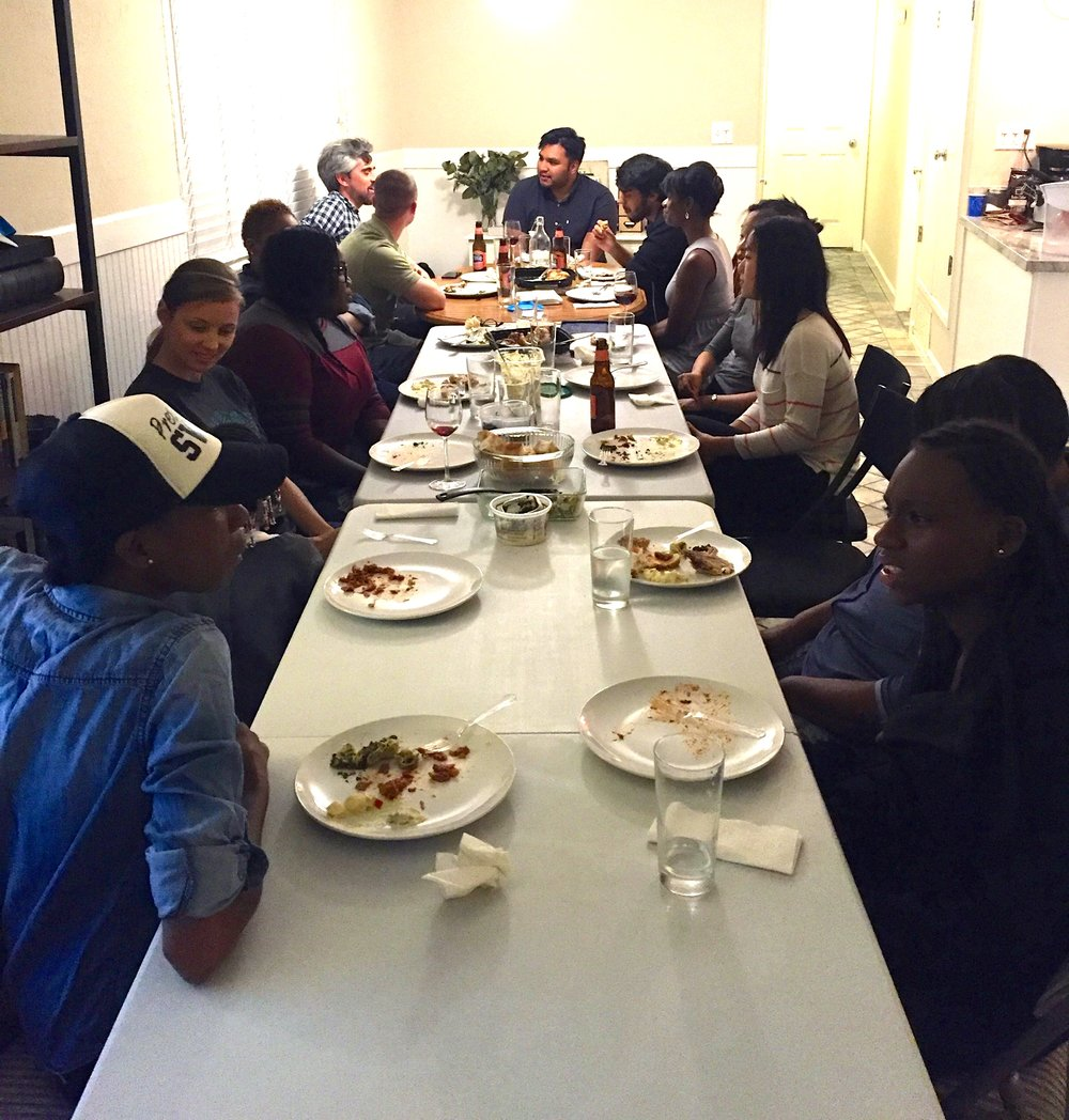 Ceasefire Collective Community Meal