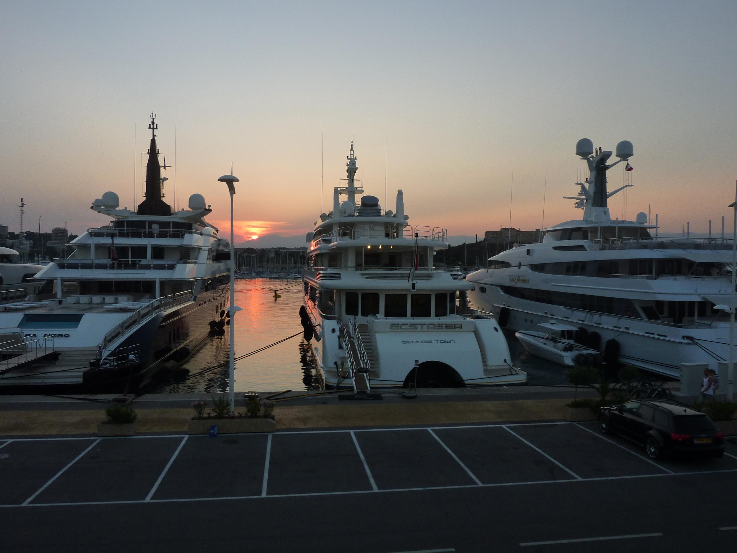 Yacht Blog Work On A Super Yacht