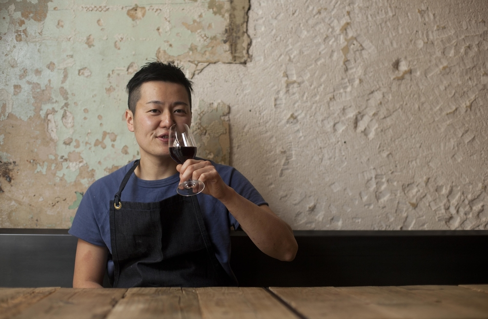 Chef Taku Sekine, Dersou, Paris