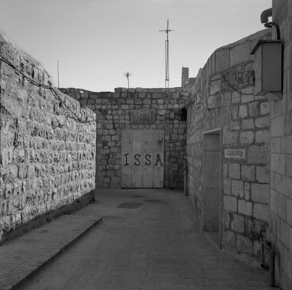 Jesusalem, Old City 2002
