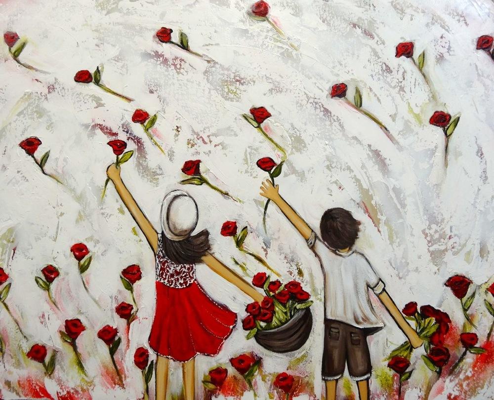 Rose Catching