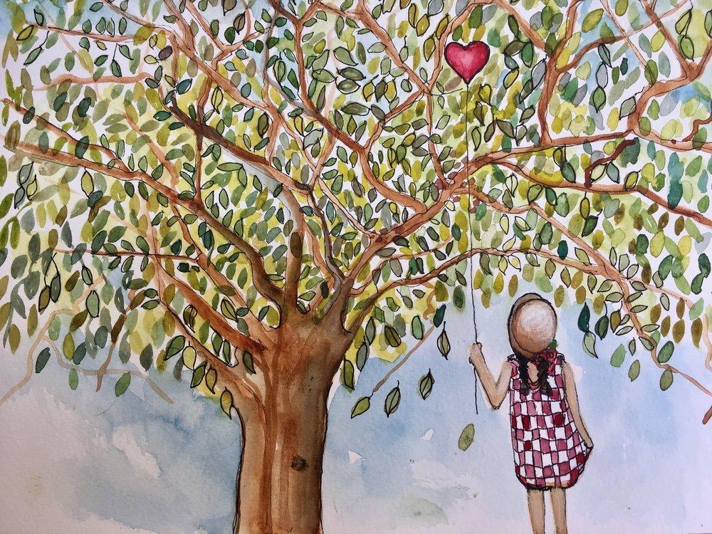 A Big Heart - A4 Watercolour.jpg