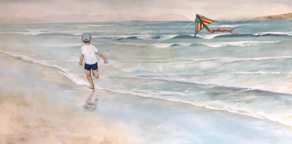 Beach Kite 90cm  x 183cm.JPG