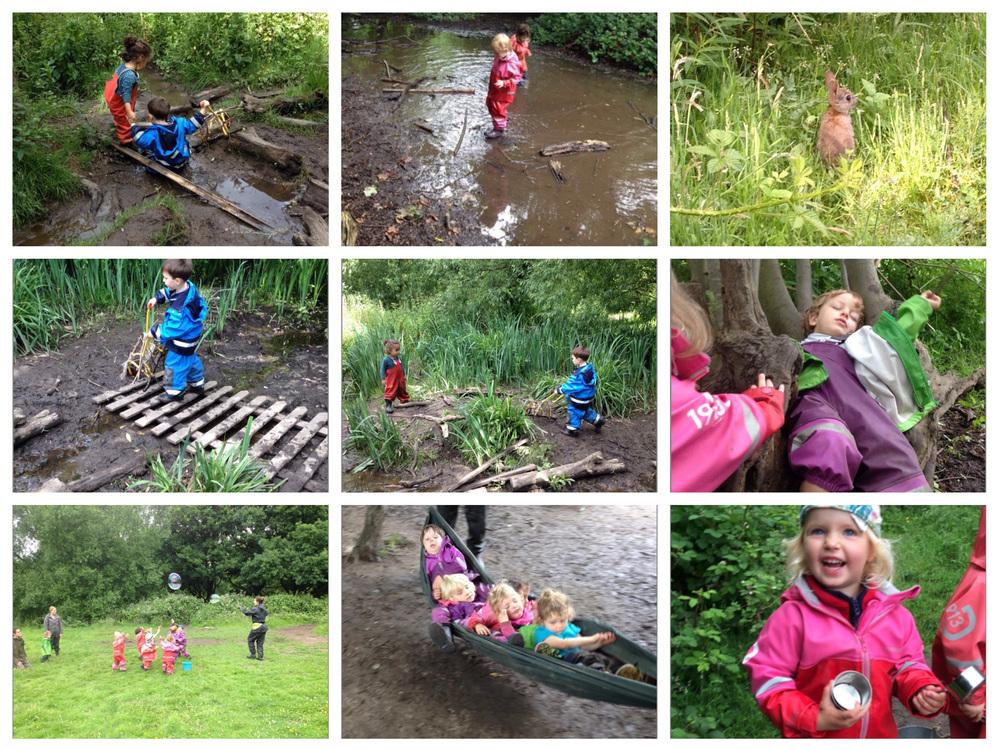 Muddy fun!!