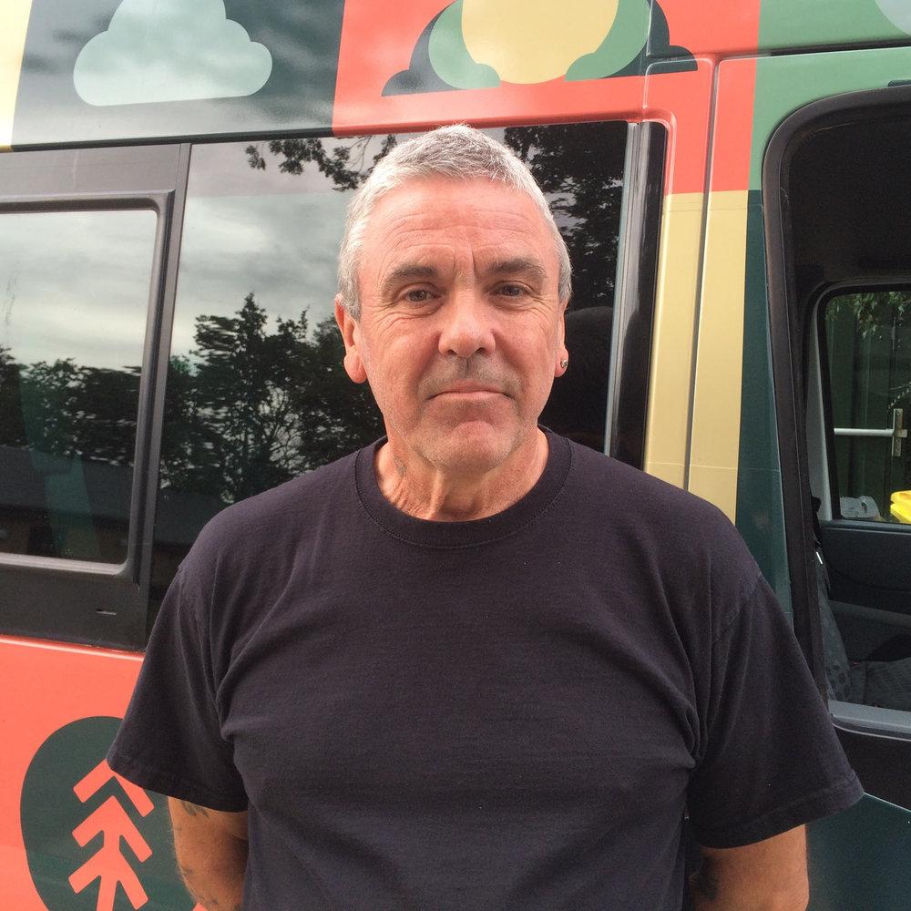 Les - Our driver