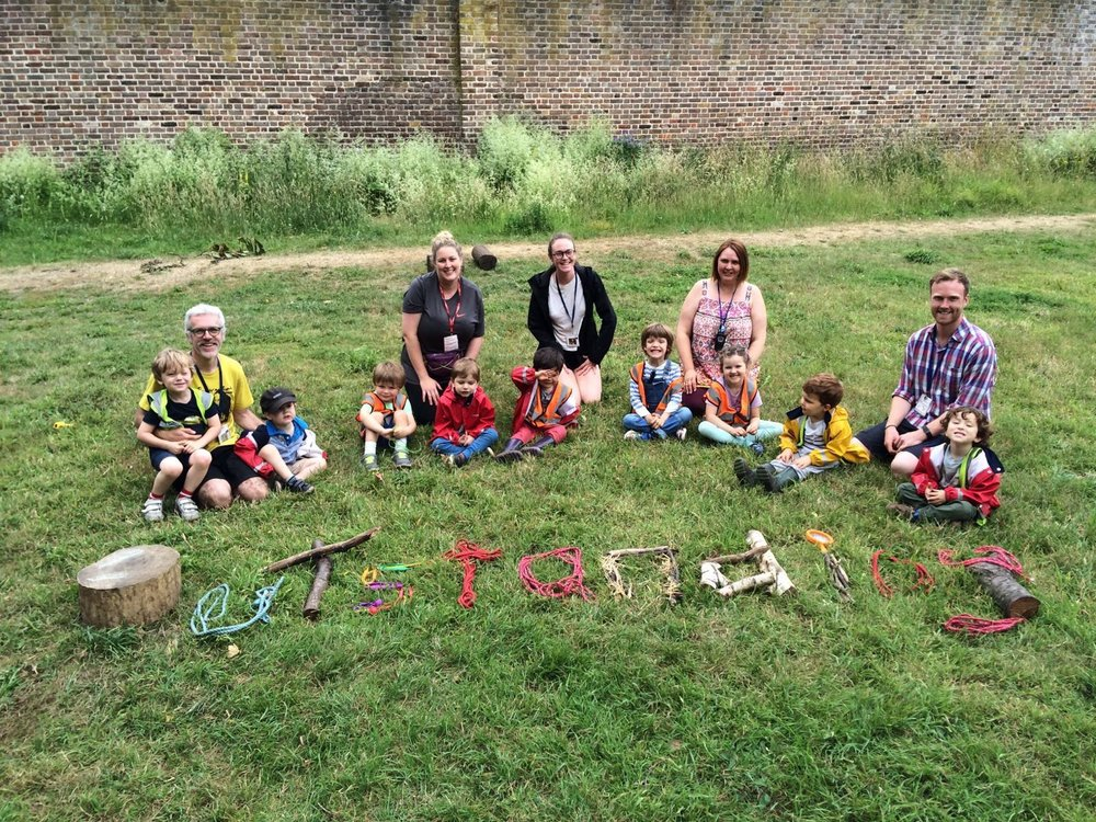 "Little Forest Folk Fulham - rated as Ofsted ""Outstanding"""