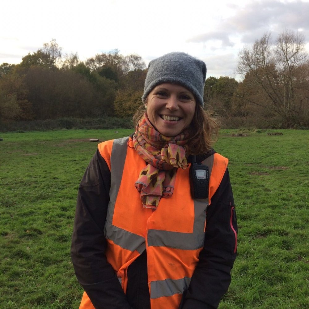 Katarina  FOREST NURSERY EDUCATOR  Katarina has a great love for the outdoors and grew up in the countryside in Slovakia. She would be found exploring the great outdoors - come rain or shine! She has a degree in Psychology and a level 6 (Early Year Professional Status) qualification in childcare.  Katarina has over 14 years childcare experience working as a nanny as well as an early year practitioner. She loves working outside in the forest, staying connected with nature and enjoys being able to share exciting journeys with the children.
