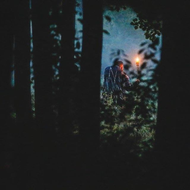 Another sweet shot from @i_am_mr_sedders  of co-founder @kimwesleyslade creeping around at dawn 🔥