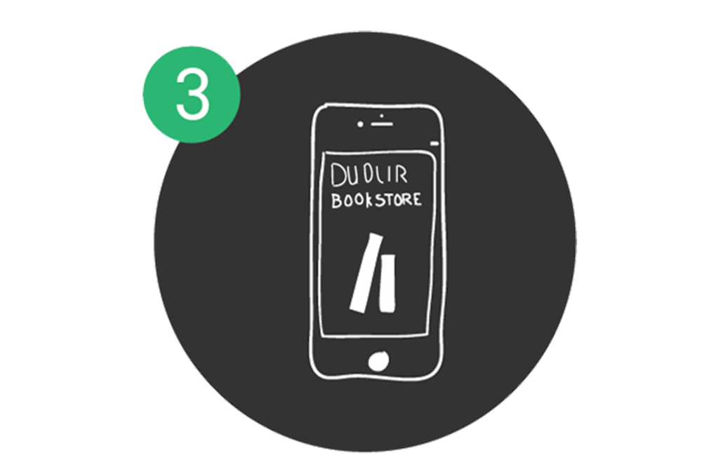 Publish your bilingual story in Duolir