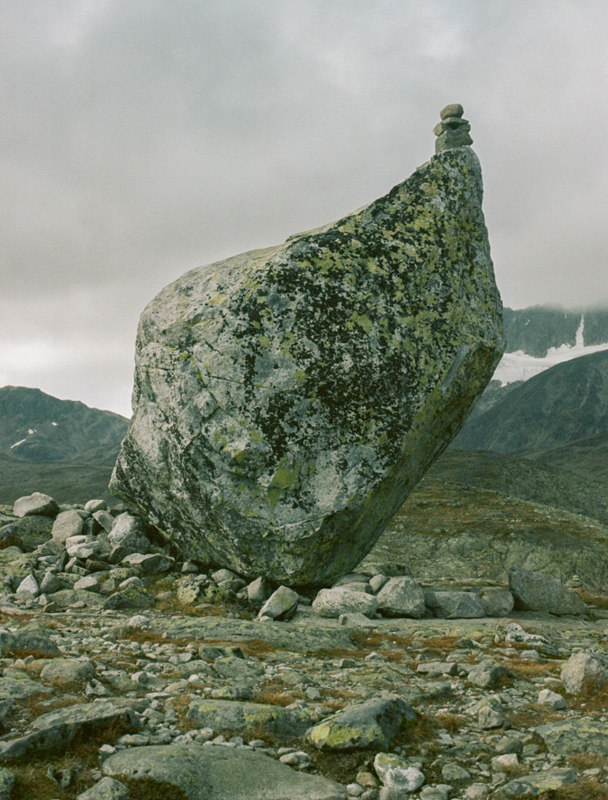 Besseggen (Norway), 2017
