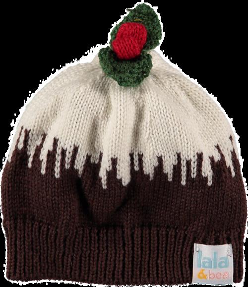 b06dde64be2 Christmas Pudding Hat — Lala and Bea