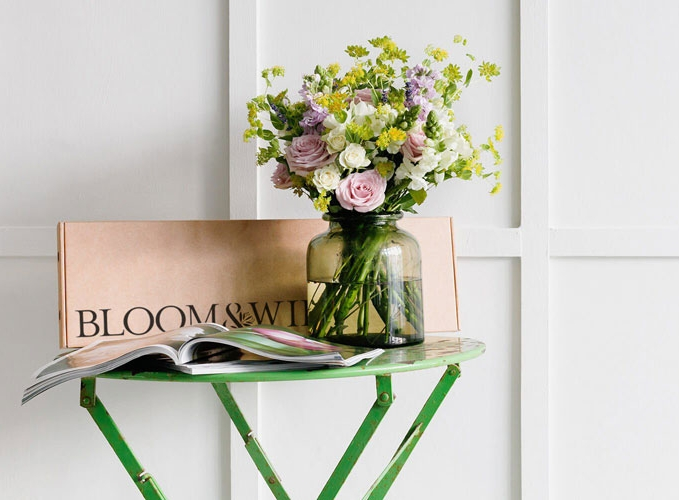 Bloom & Wild Mother's Day bouquets, from £30