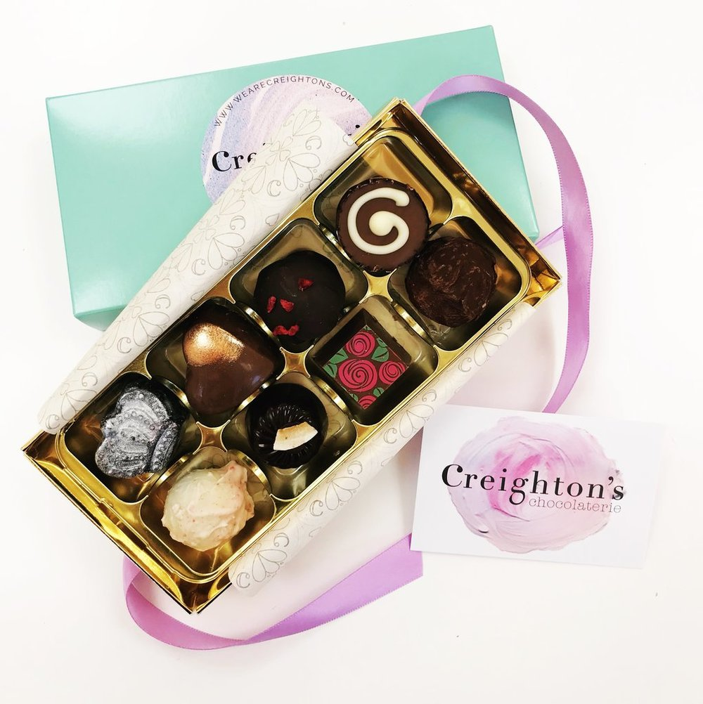 Mother's Day chocolate gift boxes, from £5
