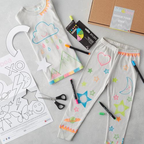 kids personalised pyjamas