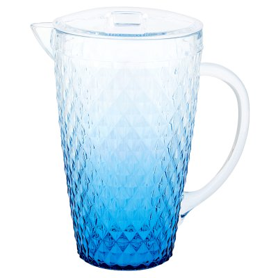 Waitrose ombre perspex pitcher, £10