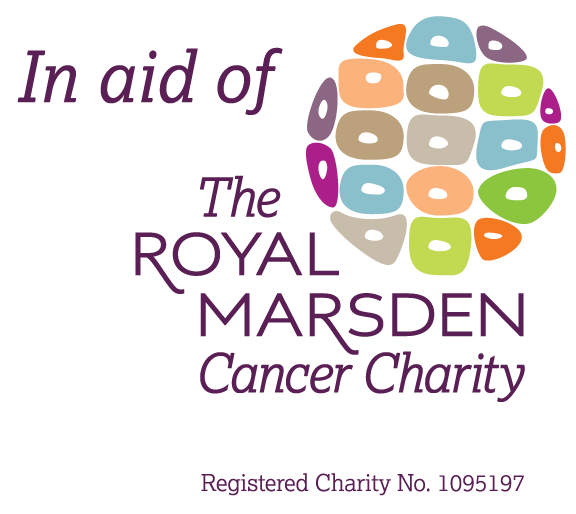 The Royal Marsden Cancer Charity. Registered Charity no. 1095197