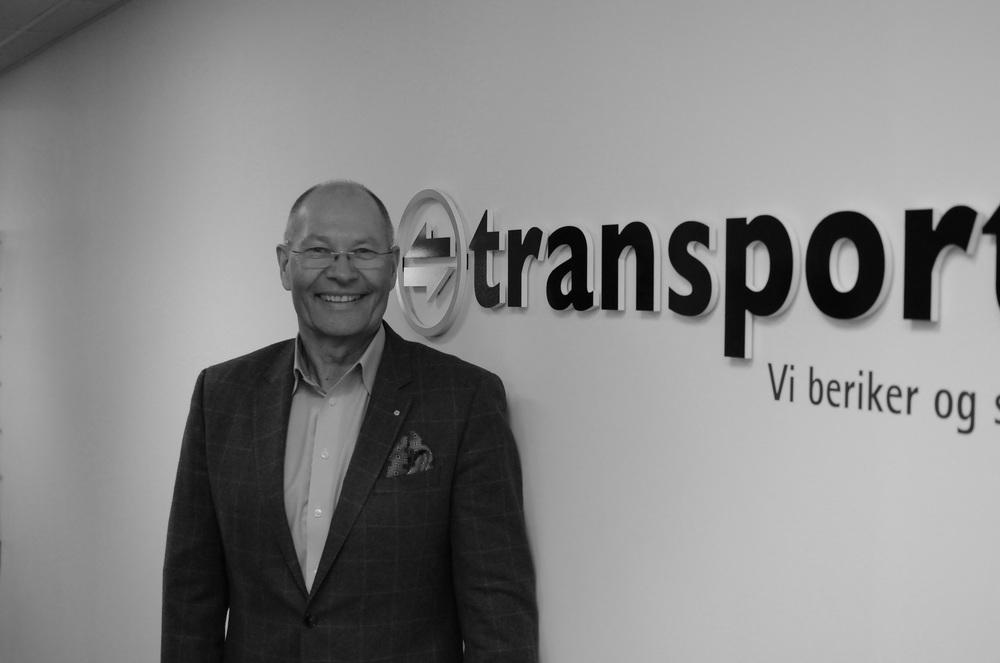 – Produksjonen i våre systemer har økt med over 4 millioner transporter for våre kunder. Det er en meget positiv utvikling, sier daglig leder Jan Ole Hansen i Transportnett AS.