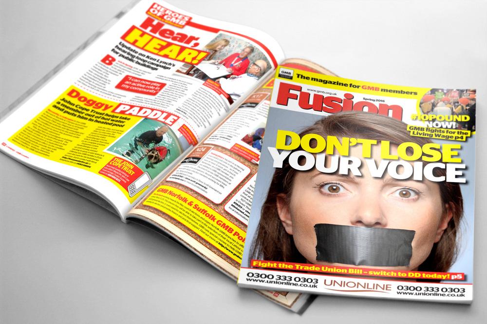Nine regional magazines