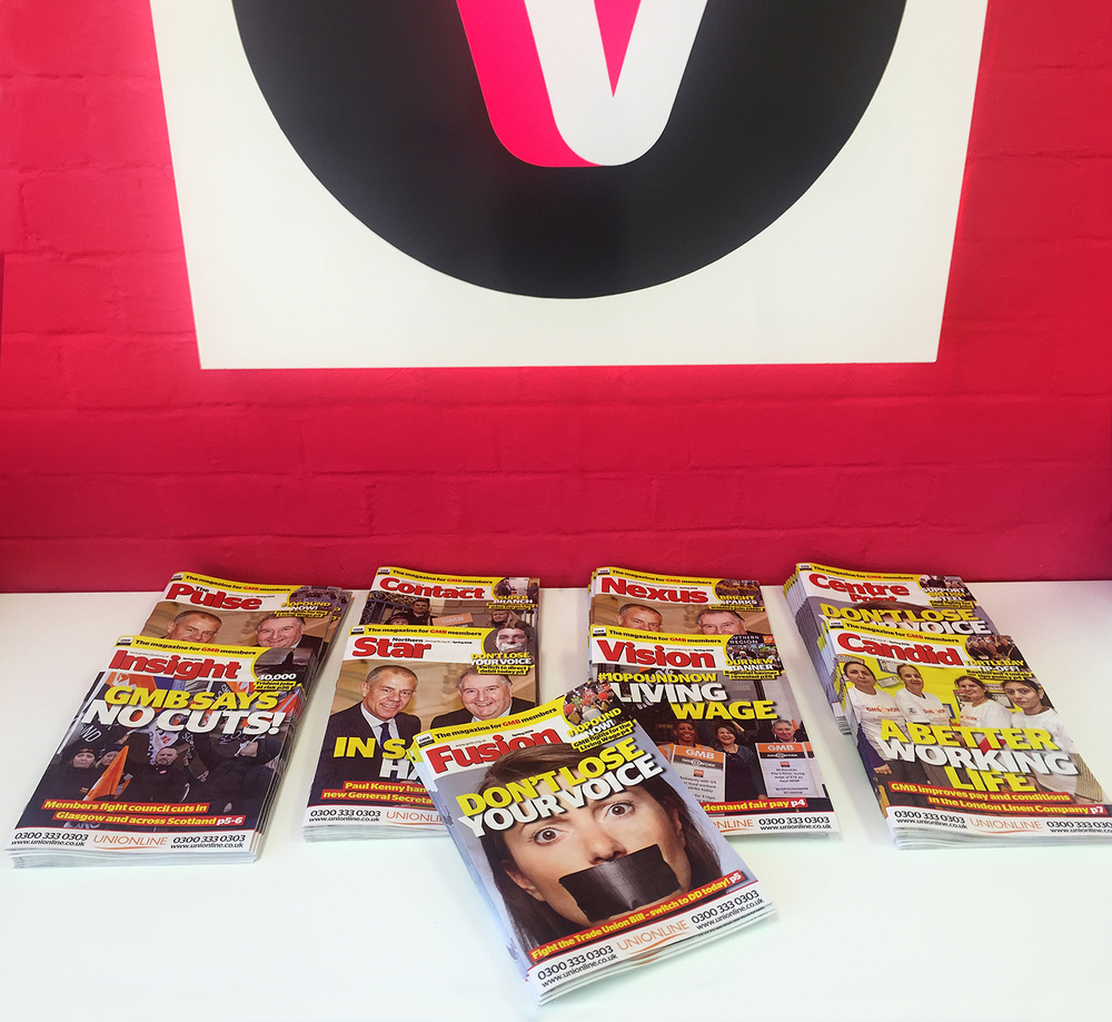 vivid content marketing GMB magazine