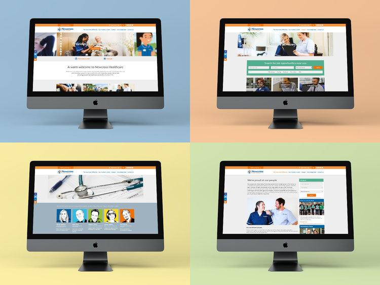 Vivid unleash new website and branding for Newcross