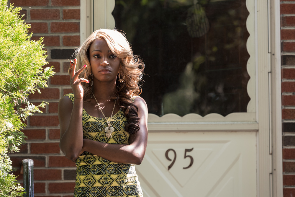 Yvonne Wandera as Jamal's mother Letisha is about to meet a shadow from her past.