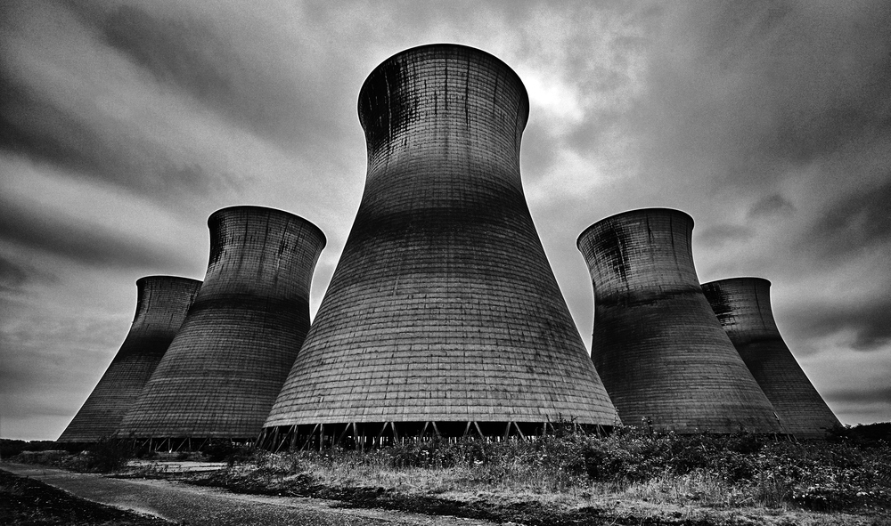 Willington Power station, Derbyshire #2