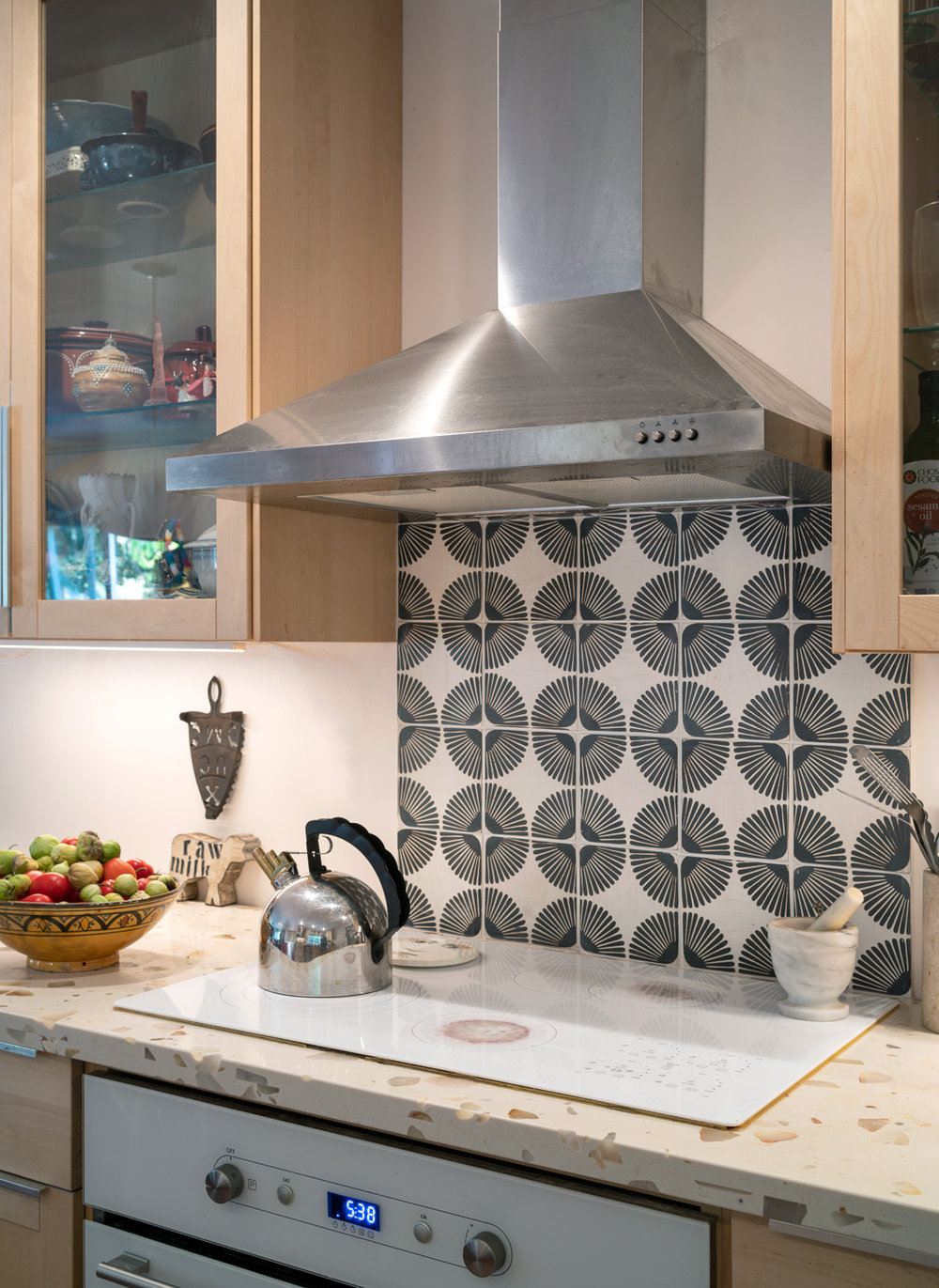 "6"" Shenandoah Backsplash 