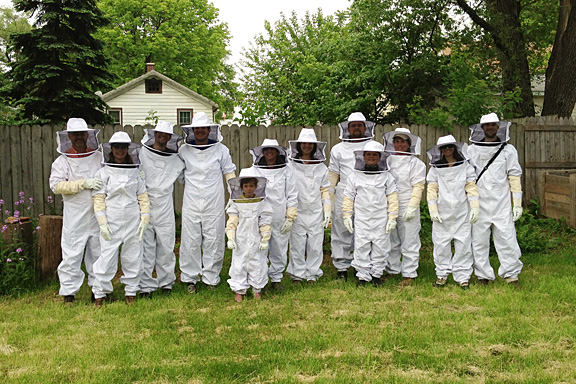 Summer Beekeeping Classes